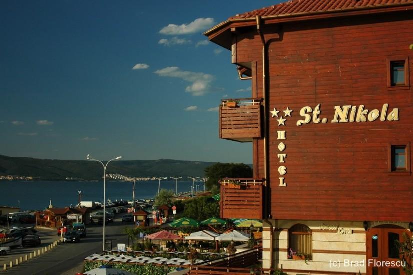 Bulgaria Nesebar St. Nikola Hotel 3