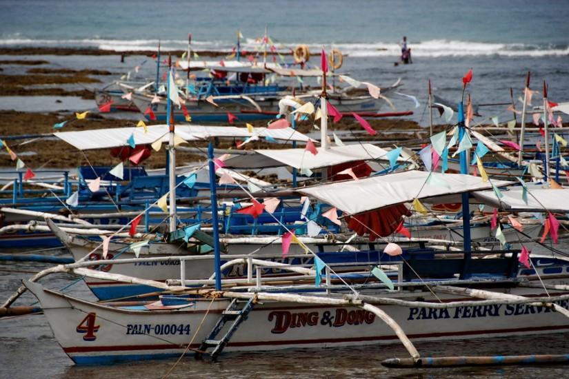 2 Philippines Sabang Pier