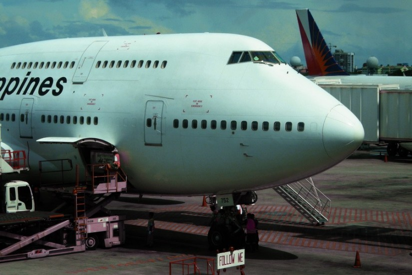 Philippines Airlines 747