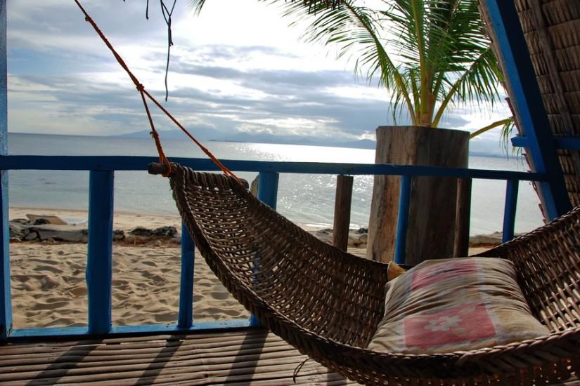 Philippines Coco Loco Island accommodation 3
