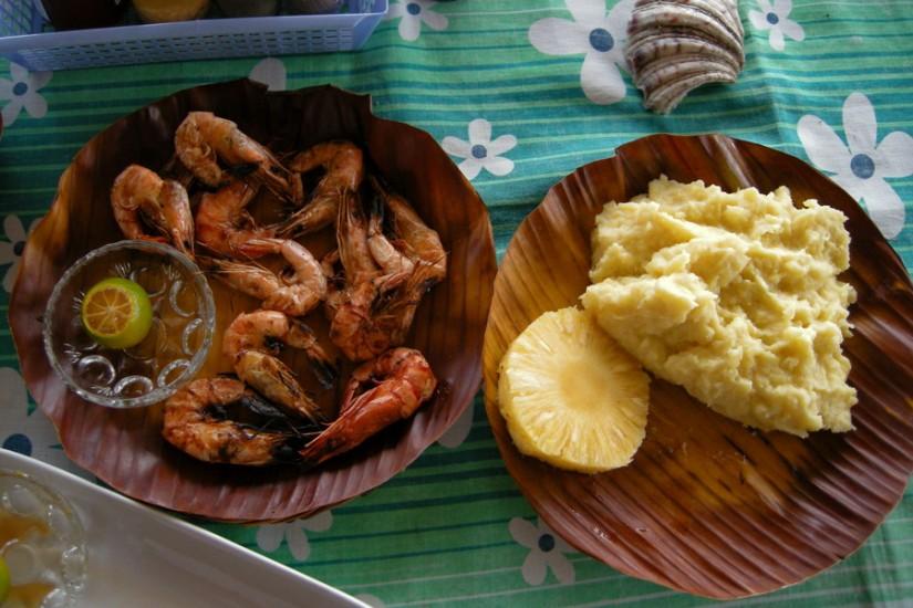 Philippines Coco Loco Island food 2