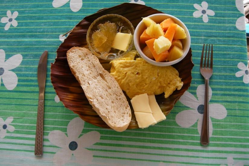 Philippines Coco Loco Island food