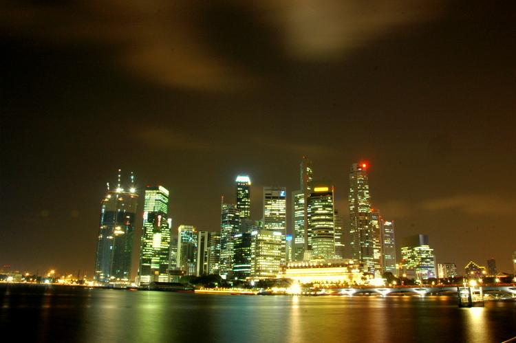 Legendarul skyline al orasului