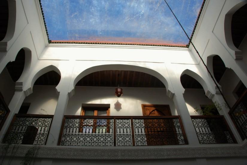 Morocco Marrakesh Riad Sefia accommodation 3