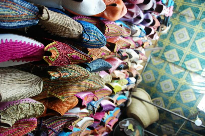 Morocco Marrakesh Shoes