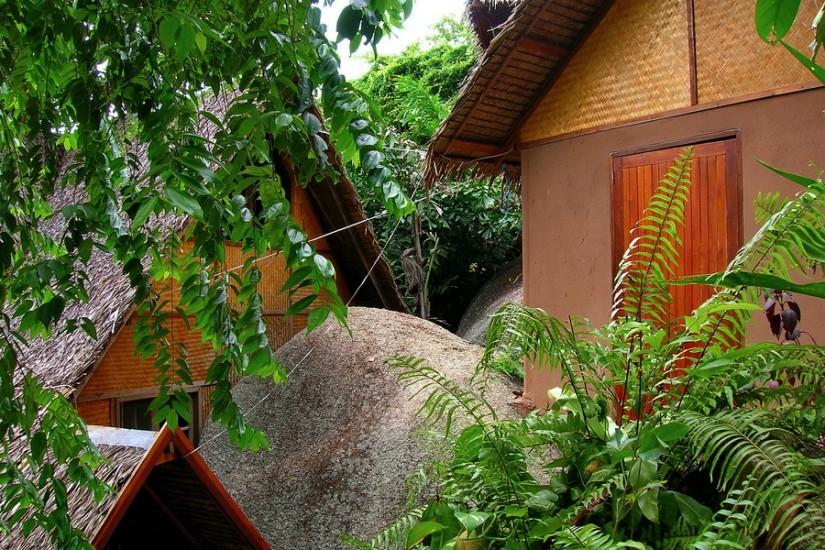 Thailand Ko Phangan SanctuaryKoh Phangan zilele 1, 2 si 3 060