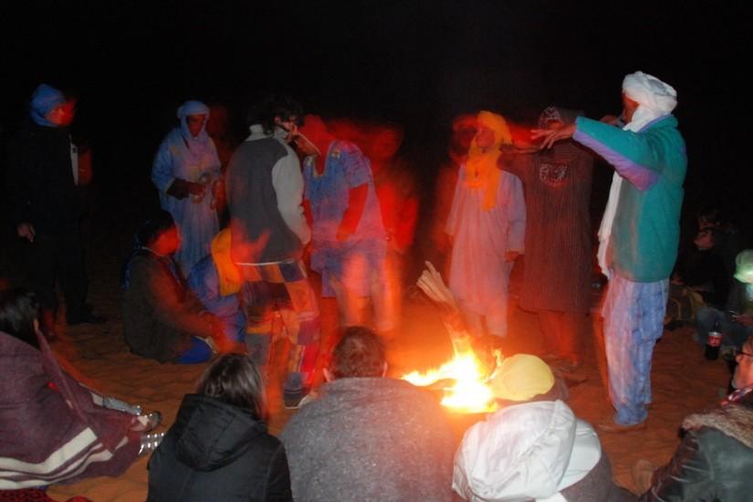 Chebbi Sahara New Year Eve Party 2