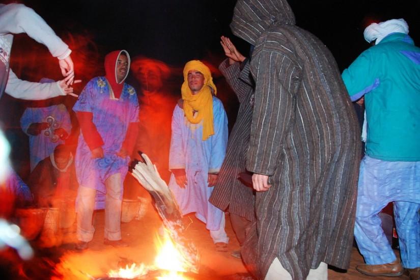Chebbi Sahara New Year Eve Party 3