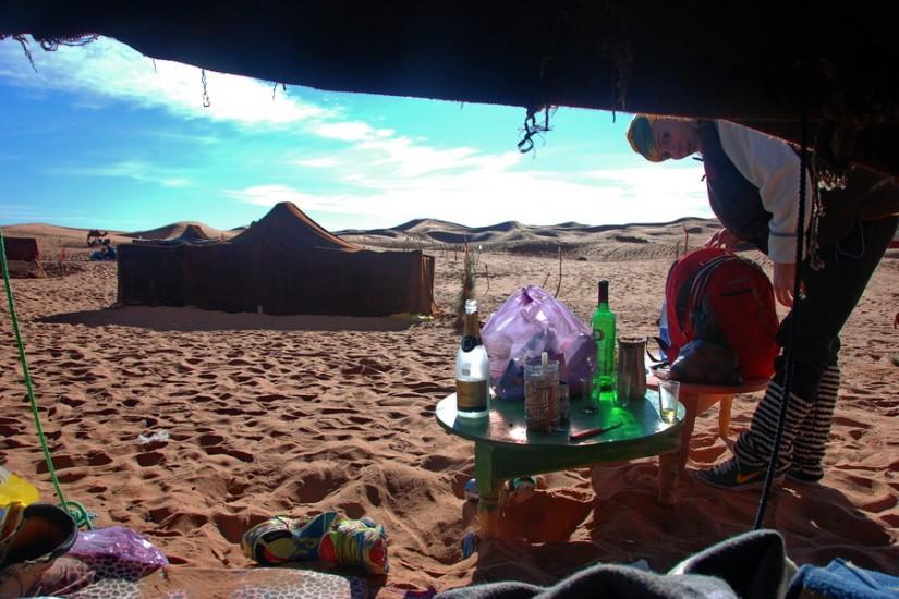 Chebbi Sahara New Year Eve Party 7