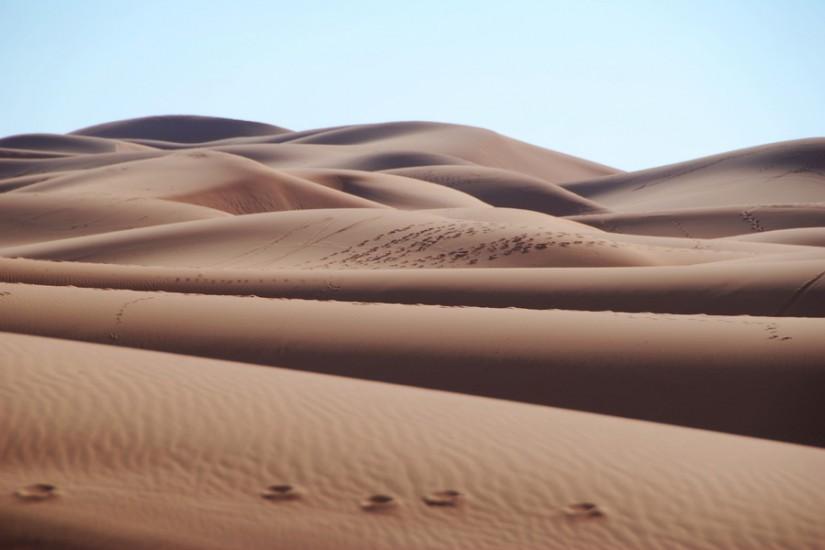Morocco Erg Chebbi Sahara sand dunes 7