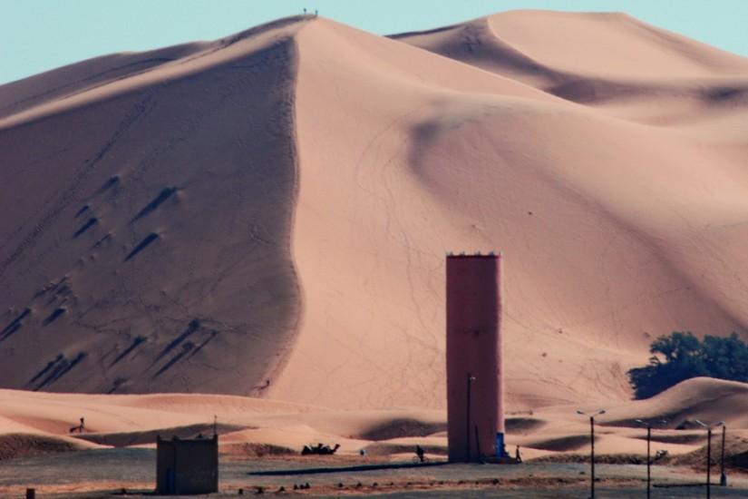 Morocco Merzouga Erg Chebbi Sahara 6
