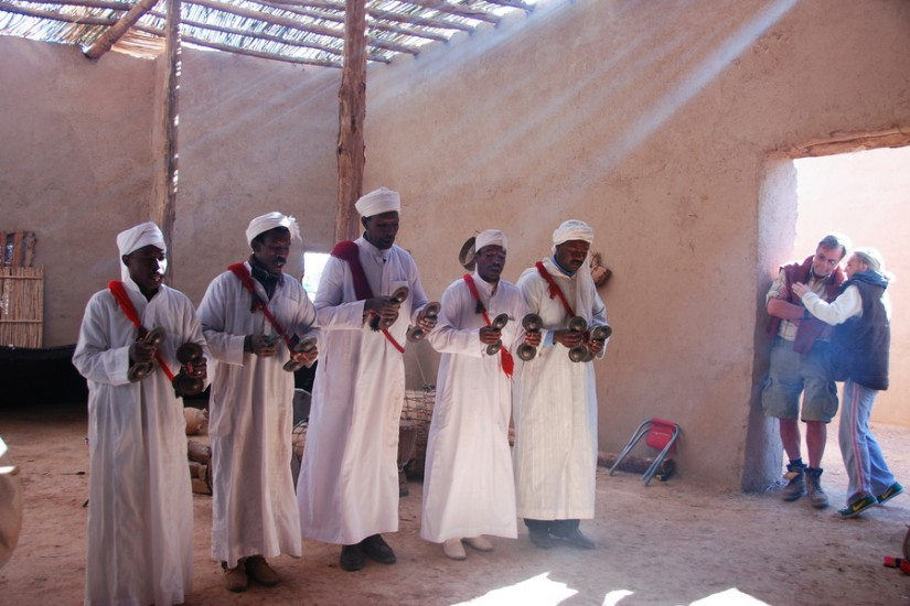 Morocco Merzouga Erg Chebbi Sahara Mali music 10