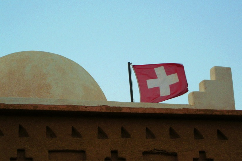 Morocco Zagora Sahara  Tinfou Sky Hotel 4