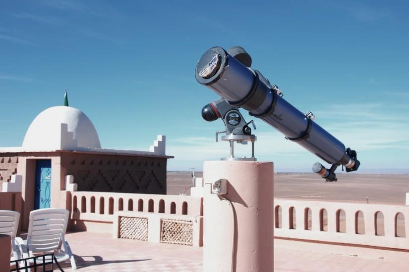 Morocco Zagora Sahara  Tinfou Sky Hotel 6