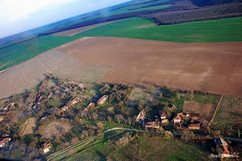 Bulgaria Aerial View 3
