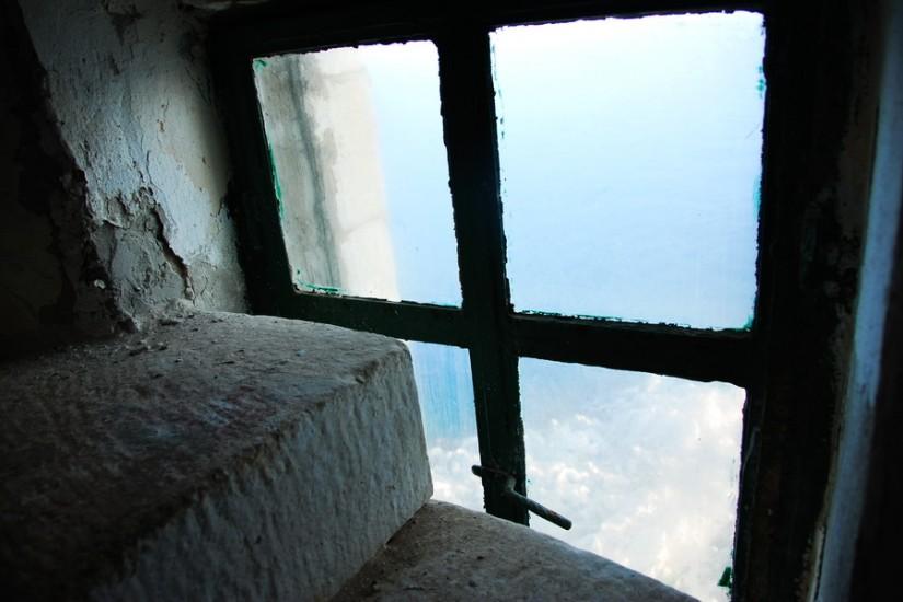 Grecia Mani Cape Tenaro Lighthouse