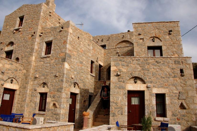 Grecia Mani Porto Kagio Hotel