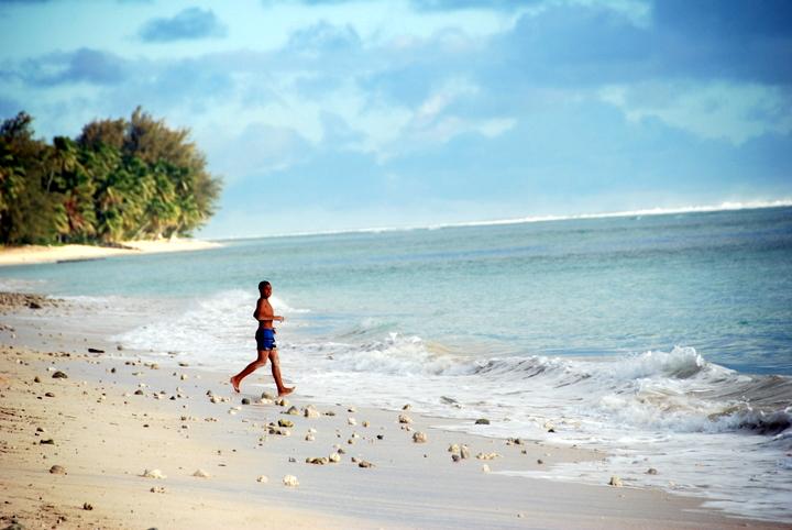 Rarotonga Beach Manuia 4