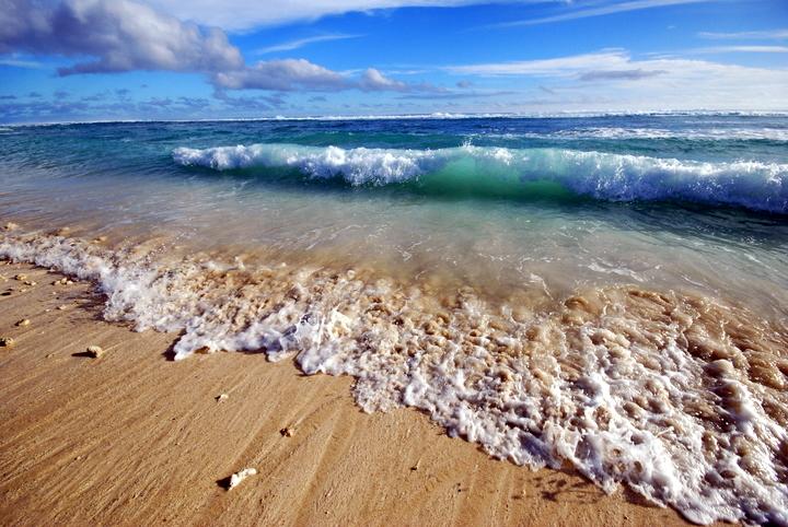 Rarotonga Beach manuia 2