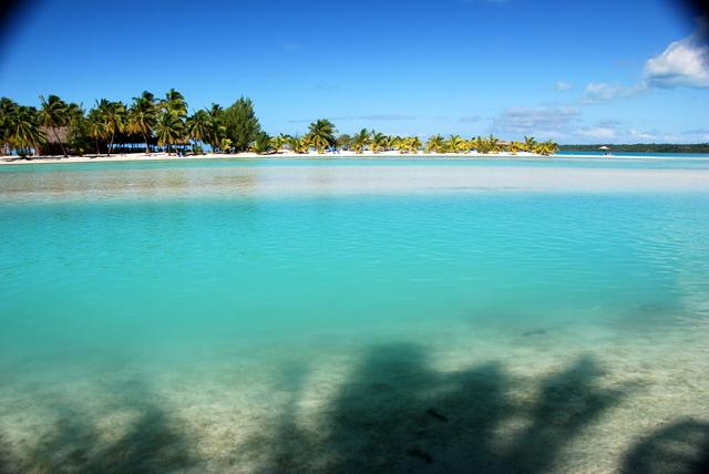 aitutaki lagoon resort akitua island