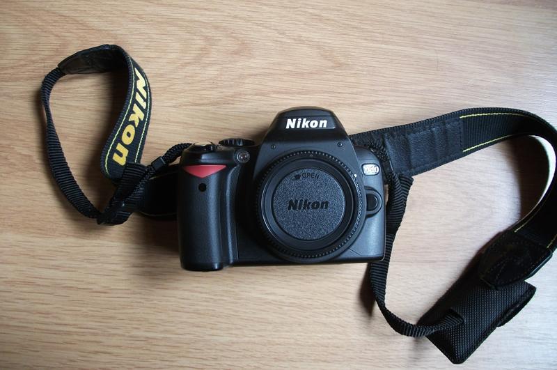 Nikon D40 P1