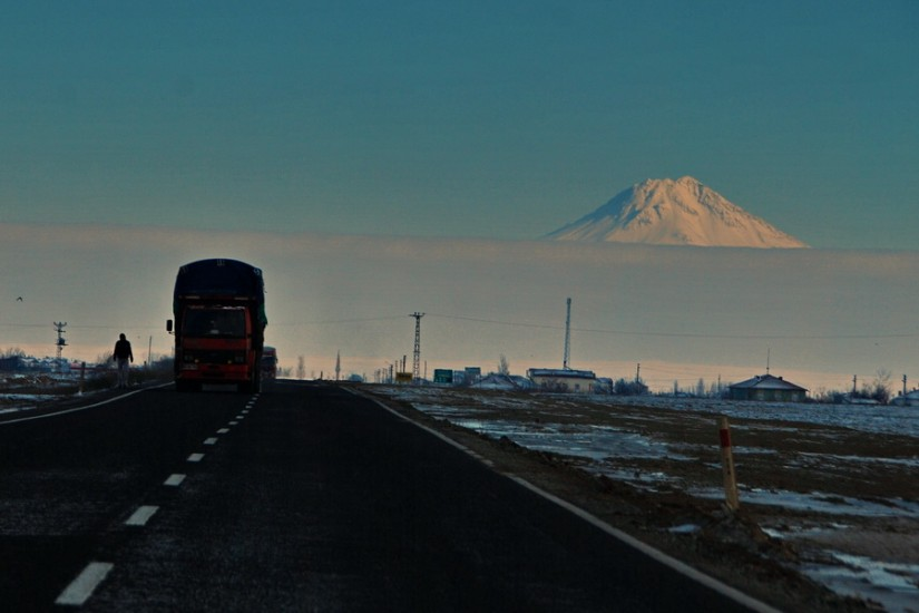 Roads Anatolia Turkey 3