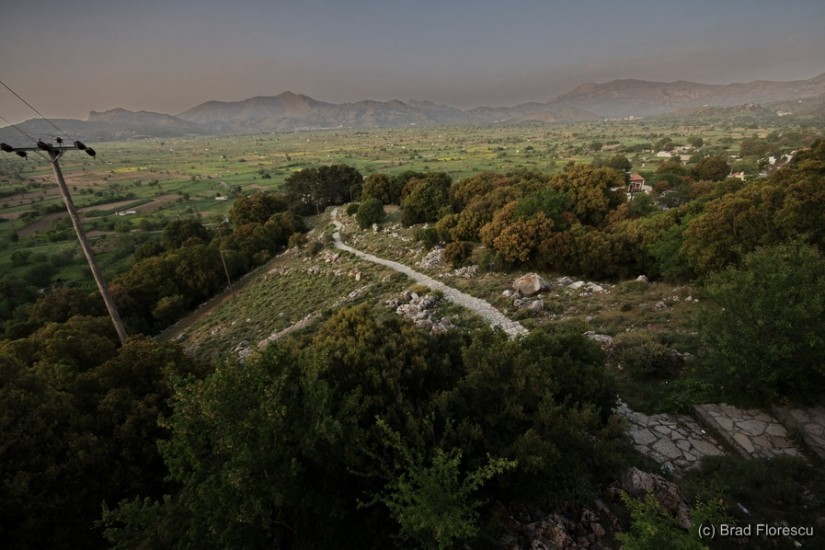 Crete Lassithi Plateau 18