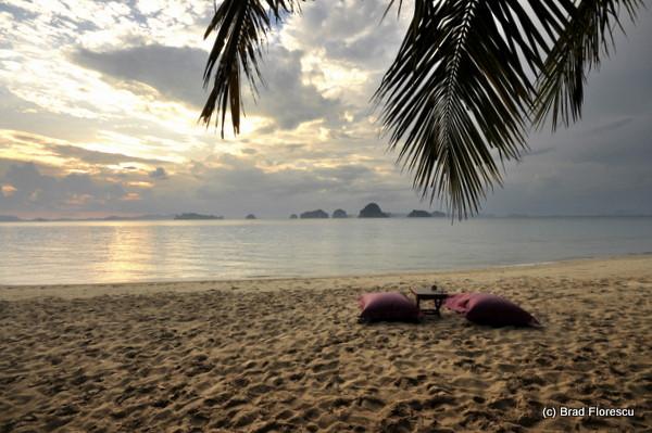 Krabi Tubkaak Resort Beach 1