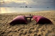 Krabi Tubkaak Resort beach 2