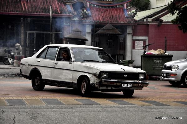 Car Goddess of Mercy Penang