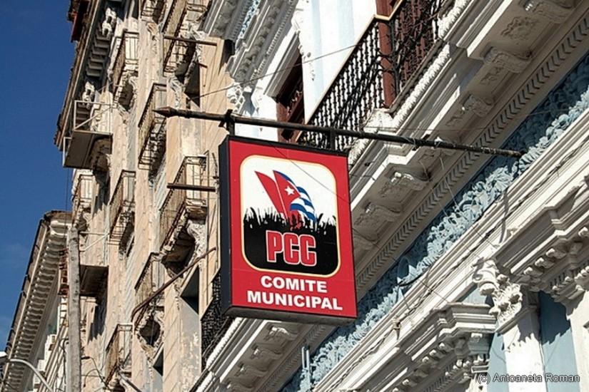 Cuba Partidul Comunist Cubanez, comitetul municipal din Cienfuegos