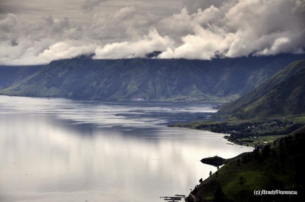 Lake Toba from Sipiso-Piso Tongging