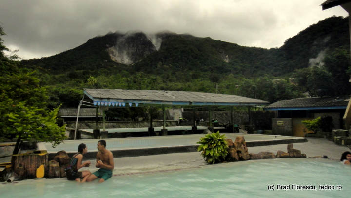 Sibayak Hot Springs