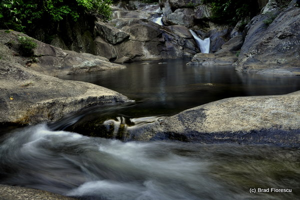 Baan Kiri Wong Khao Luang waterfall 2