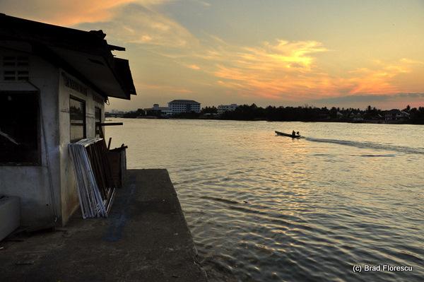 Surat Thani Tapi Tapee River 14