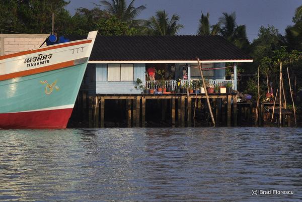 Surat Thani Tapi Tapee River 3