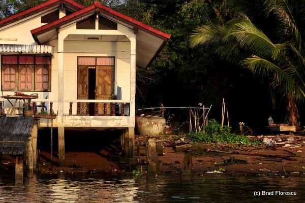 Surat Thani Tapi Tapee River 9