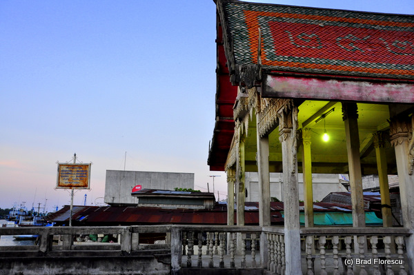 Surat Thani Town Temple