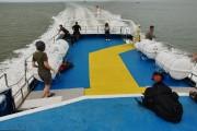 Boat Penang to Medan