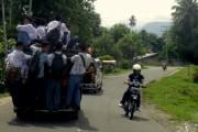 Sumatra road minibus 1