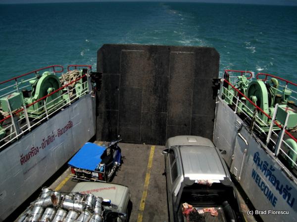 Thailand Ferry Phangan Donsak