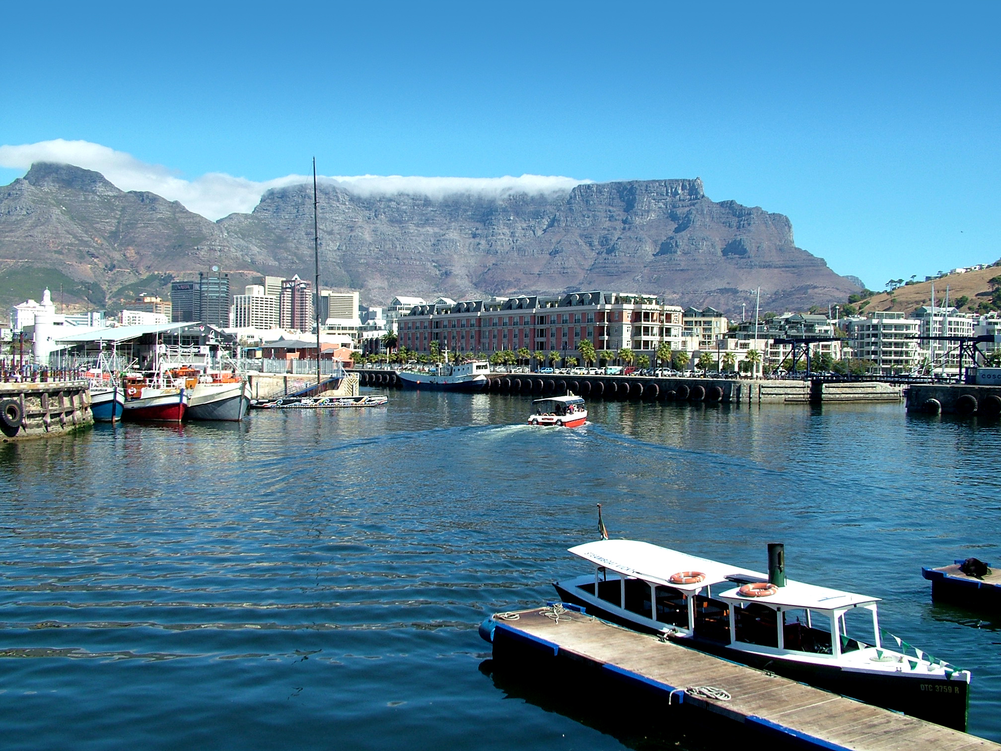 Table Mountain_Africa de Sud