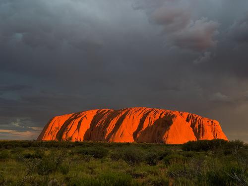 Uluru_Australia