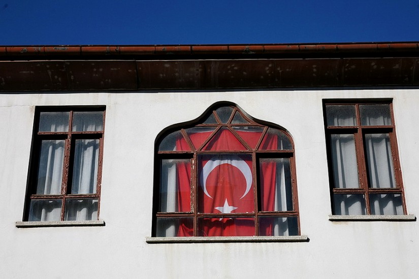 Antakia Town Turkey flag