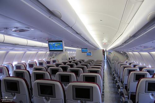 Economy Class Qatar Airways