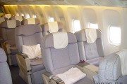 Emirates Business Class on 777