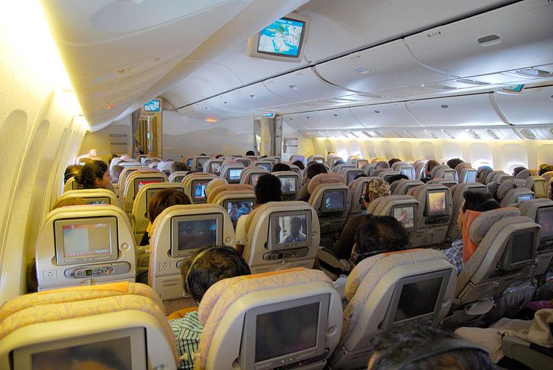 Emirates Economy 777