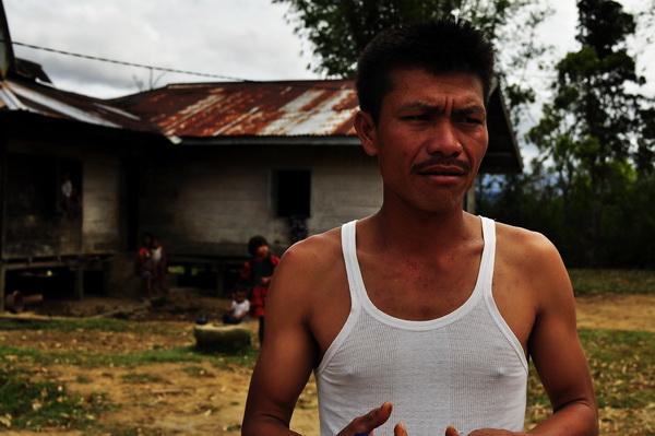 Kopi Luwak farmer 2