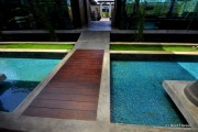 Samui Wellness Spa pool