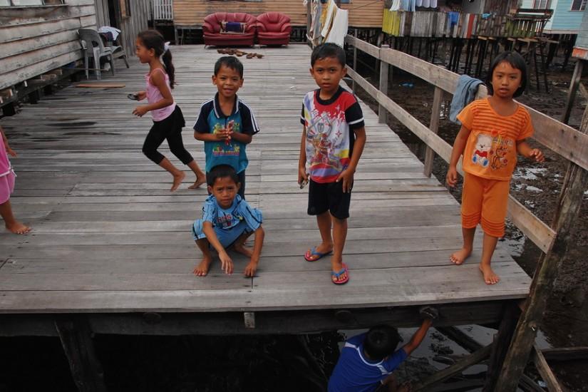 Borneo Semporna Water VillageDSC_0249